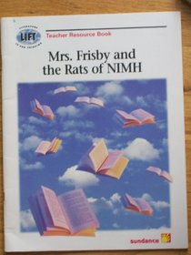 Mrs. Frisby and the Rats of NIMH (TEACHERS GUIDE AND CLASSROOM ACTIVITIES)
