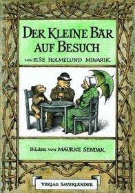 Der kleine B�r auf Besuch (Bd. 4).