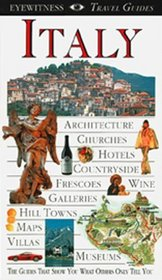 Eyewitness Travel Guide to Italy (revised)