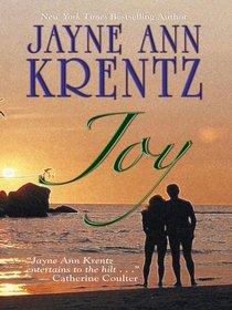 Joy (Wheeler Large Print Book Series)