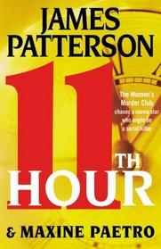 11th Hour (Women's Murder Club, Bk 11) (Audio CD) (Unabridged)