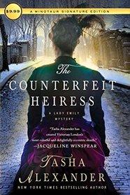 The Counterfeit Heiress (Lady Emily, Bk 9)
