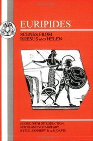 Euripides: Scenes from Rhesus (Euripides) (Euripides)