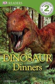 Dinosaur Dinners (DK READERS)