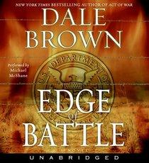 Edge of Battle (Jason Richter, Bk 2) (Audio CD) (Unabridged)