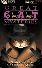 Great Cat Mysteries: An Anthology of Feline Capers (Audio Cassette)