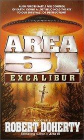 Excalibur (Area 51, Bk 6)