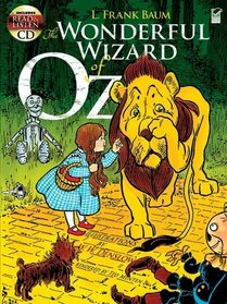 The Wonderful Wizard of Oz: Includes Read-and-Listen CDs (Dover Pictorial Archives)