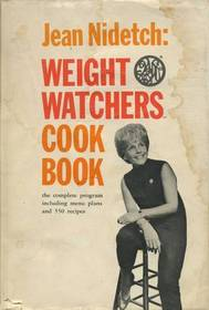 Weight Watchers Cook Book: the complete program including menu plans and 550 recipes