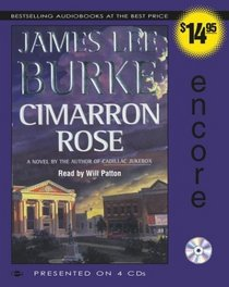 Cimarron Rose (Billy Bob Holland, Bk 1) (Audio CD) (Abridged)