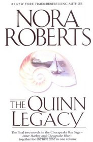 The Quinn Legacy: Inner Harbor / Chesapeake Blue (Chesapeake Bay, Bks 3-4)