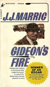Gideon's Fire (Gideon, Bk 7)