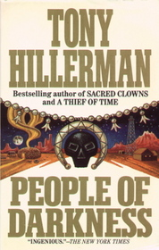 People of Darkness (Joe Leaphorn and Jim Chee, Bk 4)