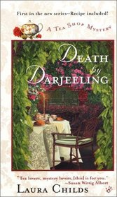 Death by Darjeeling (Tea Shop, Bk 1)