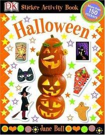Halloween (Sticker Activity Books)