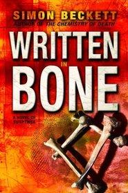 Written in Bone (David Hunter, Bk 2)