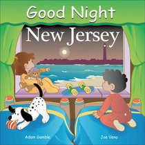 Good Night New Jersey (Good Night Our World series)