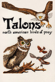 Talons: North American Birds of Prey (Pocket Nature Guides)