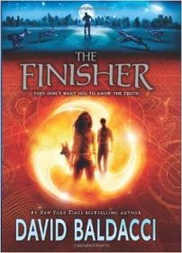 The Finisher By David Baldacci [Paperback]