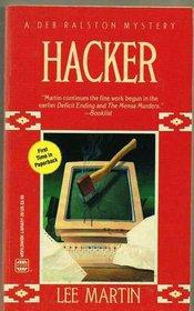 Hacker (Deb Ralston, Bk 8)