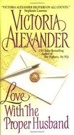 Love With the Proper Husband (Effington Family & Friends, Bk 6)