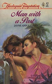 Man with a Past (Harlequin Temptation, No 45)