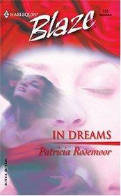 In Dreams (Harlequin Blaze, No 151)