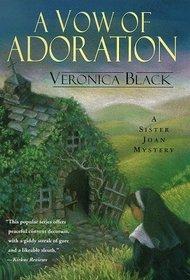 A Vow of Adoration (Sister Joan, Bk 9)