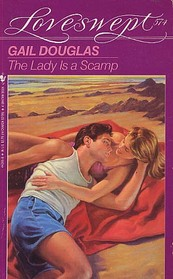 The Lady is a Scamp (Loveswept, No 574)