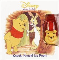 Knock, Knock! It's Pooh (Busy Book)