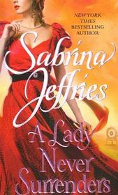 A Lady Never Surrenders (Hellions of Halstead Hall, Bk 5)