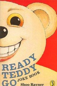 Ready Teddy Go Joke Book (Puffin Books)