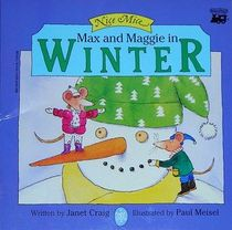 Max and Maggie in Winter (Nice Mice)