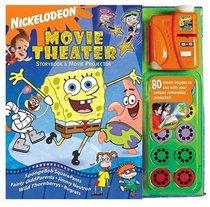 Nickelodeon Movie Theater Storybook  Movie Projector (Movie Theater Storybooks)