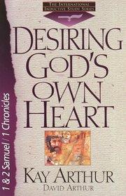 Desiring God's Own Heart (International Inductive Study)
