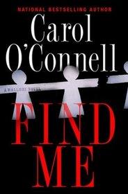 Find Me (Kathleen Mallory, Bk 9) (aka Shark Music)