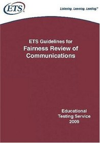 ETS Guidelines for Fairness Review of Communications
