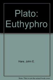 Plato Euthyphro (Bryn Mawr Commentaries)