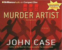 The Murder Artist (Audio CD) (Abridged)