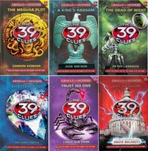 The 39 Clues Cahills vs. Vespers 1-6 Includes: The Medusa Plot by Gordan Korman / A King's Ransom by Jude Watson / The Dead of Night by Peter Lerangis / Shatterproof by Roland Smith / Trust No One by Linda Sue Park / Day of Doom by David Baldacci (The 39