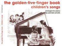 Golden Five Finger Book (The Golden Five Finger Books)