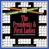 Presidents  First Ladies Crossword