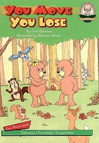 You Move You Lose with CD Read-Along (Another Sommer-Time Story Series)