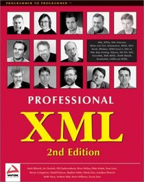 Professional Xml (Programmer to Programmer): 2nd Edition