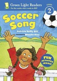 Soccer Song (Green Light Readers, Level 2)