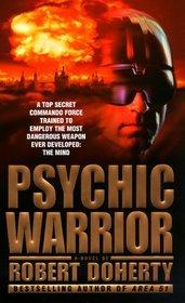 Psychic Warrior (Psychic Warrior, Bk 1)