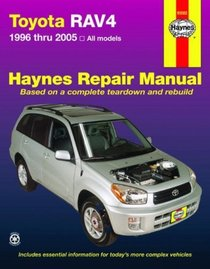 Toyota RAV4 1996 thru 2005: All models (Haynes Techbook)