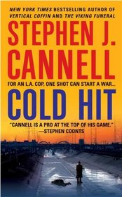 Cold Hit  (Shane Scully, Bk 5)