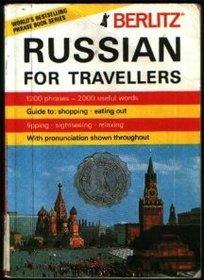 Berlitz Russian Phrase Book
