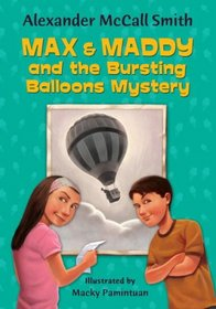 The Bursting Balloons Mystery (Max & Maddy)